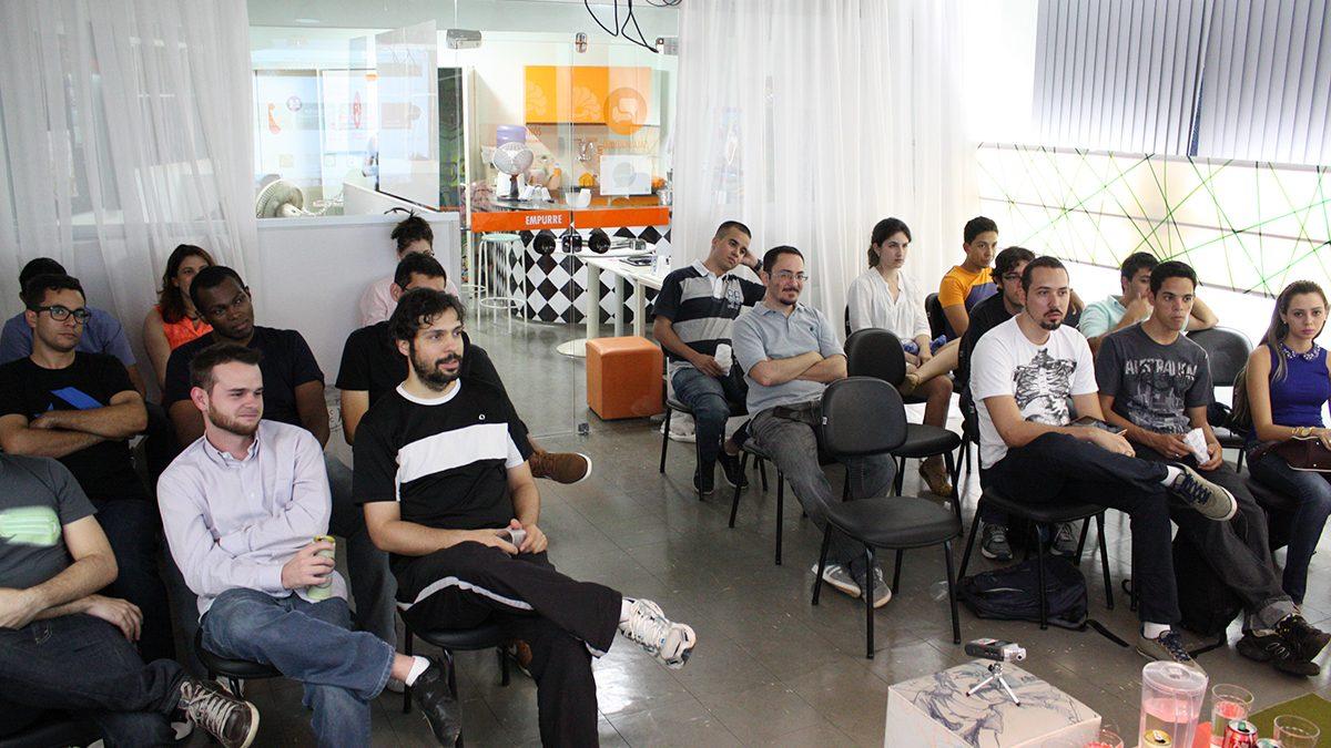 Participantes da atividade